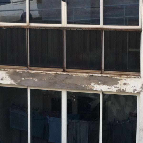 08.02.2012. Reparación de cornisas II
